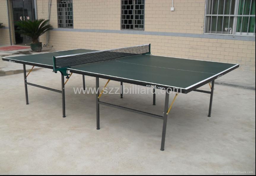 國際比賽專用乒乓球桌 1
