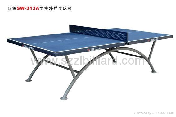 國際比賽專用乒乓球桌 3