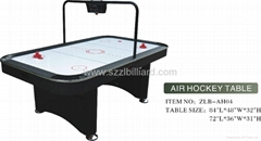 Strong Structure MDF Air Hockey Table