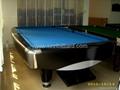 Good Quality Mdf Billiard Table Zlb B008 Double Star