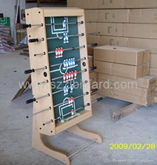 Strong Structure MDF Soccer Table