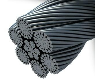Steel wire rope - SLN (China Manufacturer) - Cable Wire - Machine ...