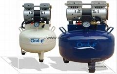 Air compressor_China dental Air compressor(One for one)