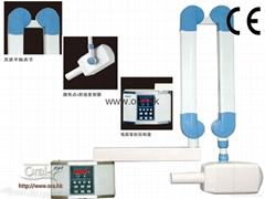 X-ray unit_China dental Lower radiation X-ray unit(Wall type)