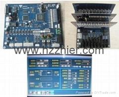 單系統電腦橫機控制系統