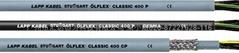供OLFLEX CLASSIC 400P/400CP控制电缆