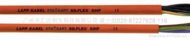 供應德國進口耐高溫硅橡膠電纜 1