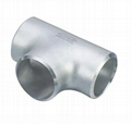 carbon steel tee pipe