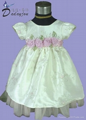 flower girl dress for kids