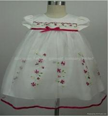 newest flower girl dress
