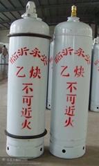 乙炔瓶;焊割氣瓶