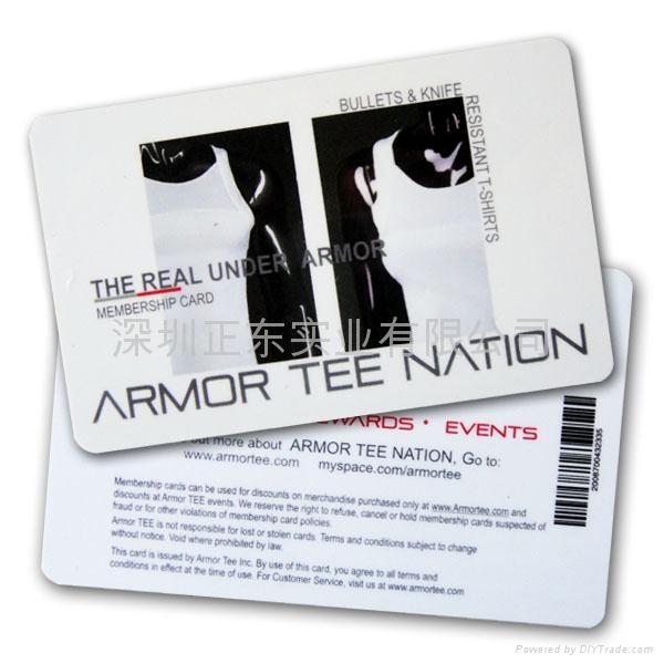 PVC磁卡磁条卡 3