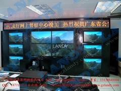 LANDY DID46英寸液晶拼接屏(拼缝22mm)