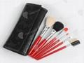 Natural Make-up Brush Set 1