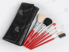 Natural Make-up Brush Set