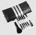 Natural Make-up Brush Set 2