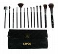 Natural Make-up Brush Set 5