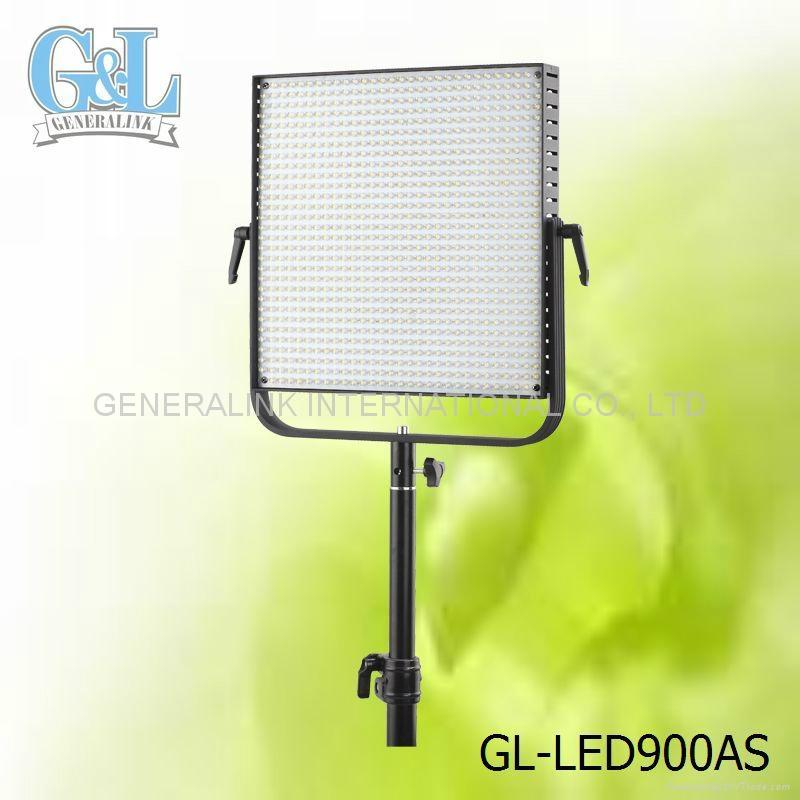 Diy Led Studio Light: GL-LED 900AS Photographic Equipment Studio Light