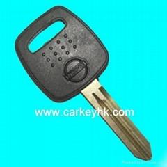 Nissan A33 transponder key case