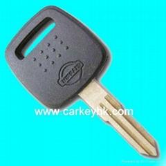 Nissan A32 transponder key shell