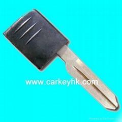 Nissan valet key for smart card