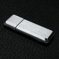 mini metal USB flash drive with Led light flash  3