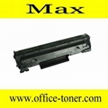 Genuine print office toner HP CE278A 78A
