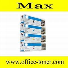 HP Genuine color toner Q6000A  4 colors