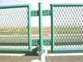钢板护栏网