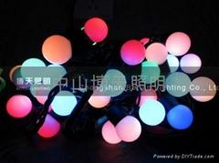 LED圆球灯串