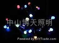 LED泡殼燈串