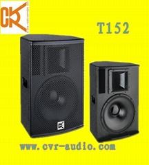 professional live sound equipment Pro audio dj equipment passive PA speakers