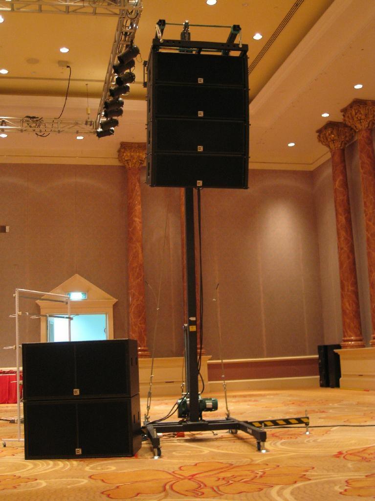Pro Audio 12 Quot Speaker Line Array Professional Speaker W