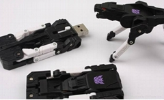 Changed Robot usb flash disk 2.0 1-32gb