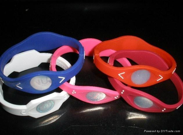 Power balance silicon bracelets 1