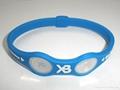XB balance silicone XB bracelet 2011 hot