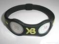 XB balance silicone XB bracelet 2011 hot sell 2