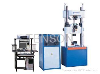 WEW Series Screen Display Type Hydraulic Universal Testing Machine 1
