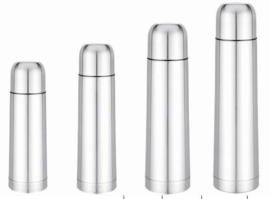 stainless steel vacuum flask thermos bottle bullet bottle 3