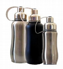stainless steel thermos bottle space bottle vacuum flask