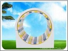 供應銷售彩色滾筒電動淘氣堡-溫州卓爾德遊樂設備有限公司