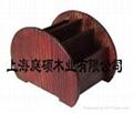 防腐木傢具筆筒