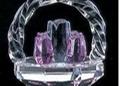 水晶生肖製作