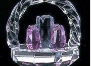 水晶生肖制作