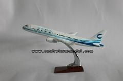 Resin airplane model CJ8