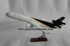批發供應飛機模型MD11 UPS航空模型47cm
