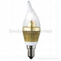 Energy-saving Radiationledd LED Candle
