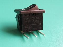 electrical boat rocker switch