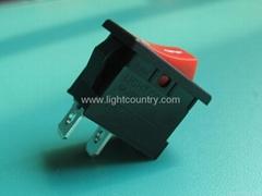 electrical boat rocker switch SPST