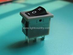 electrical boat rocker switch SPDT